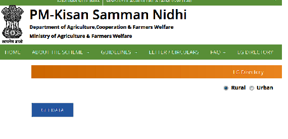 Chandigarh PM Kisan Samman Nidhi Yojana Beneficiary List